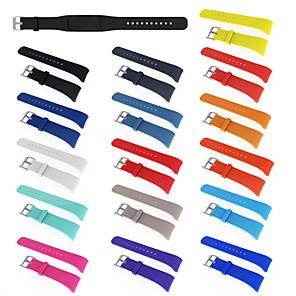 ieftine Imbracaminte & Accesorii Căței-Uita-Band pentru Gear Fit Pro Samsung Galaxy Banderola Sport / Catarama Clasica Silicon Curea de Încheietură
