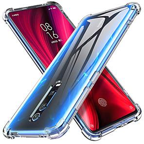 povoljno Maske/futrole za Xiaomi-kutija za xiaomi mi 9t / mi 9t pro otporna na udarce stražnja maska čvrsta boja meko tpu za redmi k20 pro / k20 / note 7s / note 7 / note 7 pro / redmi 7 / y3