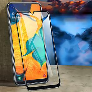 povoljno Zaštitne folije za Samsung-zaštitnik zaslona za samsung galaxy a10 / a20 / a30 / a40 / a50 / a70 / full kaljeno staklo 1 kom zaštitnik za prednji zaslon visoke razlučivosti (hd) / 9h tvrdoća