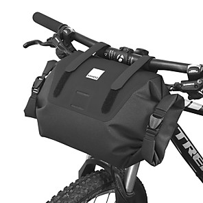 ieftine Genți Cadru Bicicletă-7 L Genți Ghidon Bicicletă Impermeabil Portabil Purtabil Geantă Motor TPU 600D Poliester Material impermeabil Geantă Biciletă Geantă Ciclism Ciclism Bicicletă