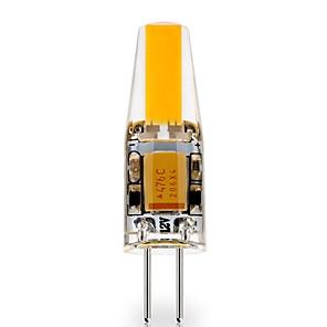 ieftine Becuri LED Bi-pin-1 buc 3 W Becuri LED Bi-pin 290 lm G4 1 LED-uri de margele COB Decorativ Încântător Alb Cald Alb Rece 12 V
