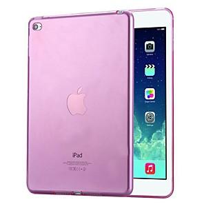 abordables Pochettes / Coques d'iPad-Coque Pour Apple iPad Air / iPad 4/3/2 / iPad Pro 10.5 Antichoc / Etanche à la Poussière Coque Couleur Pleine Flexible TPU / Le gel de silice