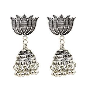 ieftine Ceasuri Damă-Pentru femei Cercei Stil Vintage Bucurie cercei Bijuterii Argintiu Pentru Festival 1 Pair