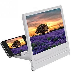 povoljno Zidni ukrasi-novi mobilni zaslon zaslon povećalo oči zaštita zaslon 3d video zaslon pojačalo sklopivi prošireni expander stalak držač