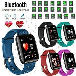 ieftine Ceasuri Smart2-d13 curea de ceas inteligentă multicolor siliconic inteligent curea brățară brățară detașabilă