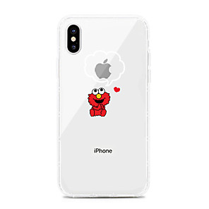 povoljno iPhone maske-crtani tpu prozirni etui za iphone xr xs max 8 plus 7 plus 6 plus