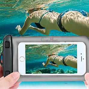 Недорогие Универсальные чехлы и сумочки-водонепроницаемый чехол для телефона подводный сухой чехол для сотовых телефонов iphone до 6.0