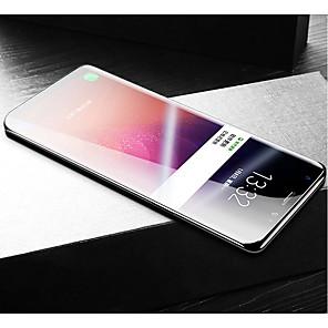 Недорогие Защитные плёнки для экранов Samsung-8d изогнутая мягкая защитная пленка для samsung galaxy s10 e s9 s8 plus s7 s6 edge note 9 8 гидрогелевая пленка из закаленного стекла