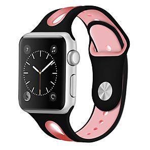 povoljno Apple Watch remeni-silikonski remen za jabuke sat 5/4/3/2/1 jabučni sportski pojas