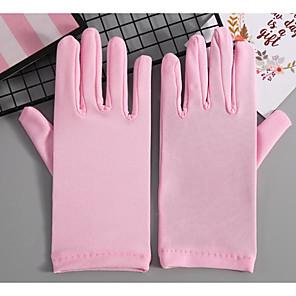 ieftine Mănuși & Mănuși 1 deget-Elastan Lungime Încheietură Mănușă Mănuși Cu Solid