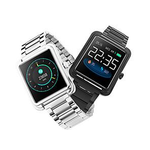 ieftine Audio & Video-v60 1.3 moda impermeabil moda ceas tensiunea arterială memento vreme sport împinge muzică de control bratara banda de fitness