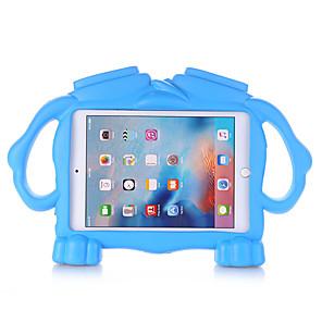 abordables Pochettes / Coques d'iPad-Coque Pour Apple iPad Mini 5 / iPad Mini 3/2/1 / iPad Mini 4 Sécurité Enfant Coque Couleur Pleine / Dessin Animé 3D EVA
