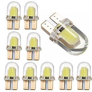 ieftine Becuri De Mașină LED-10pcs LED Integrat  Motocicletă Becuri 3 W LED Bec Placuțe Înmatriculare Pentru Παγκόσμιο Toți Anii