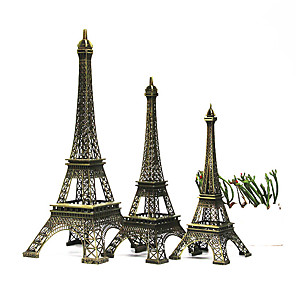 cheap Display Models-Display Model Tower Multi-function Convenient Fun Metalic Iron Toy Gift