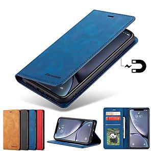 povoljno Samsung oprema-luksuzna futrola za samsung galaxy a70 a50 a40 a30 a20 a10 a90 a20e a7 2018 a8 2018 futrola za telefon kožna flip novčanik magnetska navlaka sa karticom