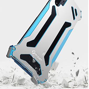 Недорогие Чехол Samsung-Кейс для Назначение SSamsung Galaxy Samsung Note 10 / Galaxy Note 10 Plus Защита от удара / Ультратонкий Кейс на заднюю панель броня ПК