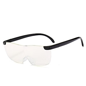 ieftine Lupe-De 1,6 ori ochelari de citire ochelari mari de 250 de grade