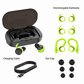ieftine Gadget Baie-LITBest LX-BE1018 TWS True Wireless Căști Wireless Bluetooth 5.0 Cu Microfon Impermeabil IPX7 EARBUD