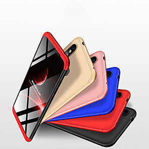 ieftine Lumini de Ceață Mașină-Maska Pentru Huawei Huawei P20 / Huawei P20 Pro / Huawei P20 lite Anti Șoc Capac Spate Mată PC