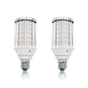ieftine Becuri De Mașină LED-LOENDE 2pcs 30 W Becuri LED Corn 3000 lm E26 / E27 T 108 LED-uri de margele SMD 5730 Alb Cald Alb 85-265 V
