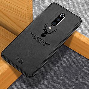 povoljno Maske/futrole za Xiaomi-tkanina od tkanine jelena telefonska futrola za xiaomi mi 9t mi 9t pro mi cc9 mi cc9e mekani silikonski tpu natrag kućište