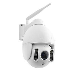 levne IP kamery-wanscam k64a 1080p ptz ip kamera 16x zoom fhd detekce obličeje automatické sledování kopule wifi bezdrátový obousměrný zvuk barevné noční vidění detekce pohybu ip66 vodotěsný vzdálený přístup