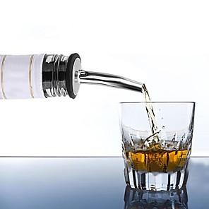 ieftine Produse de Bar-oțel inoxidabil vin ulei de măsline turnator distribuitor sticlă de stropire se toarnă dop barware