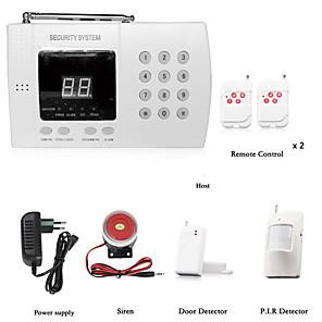 povoljno Sigurnosni senzori-99 načina bežičnog gsm alarmnog sustava kućanski infracrveni alarm