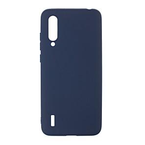 povoljno Maske/futrole za Xiaomi-futrola za xiaomi redmi 7 / xiaomi mi max 3 / xiaomi mi 9 otporna na udarce / ultra tanak stražnji poklopac jednobojni futrola za tpu u boji xiaomi cc9e / xiaomi cc9 / redmi 7a / redmi go / redmi note
