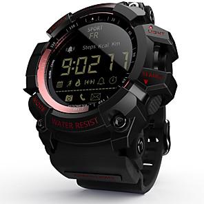 ieftine Ceasuri Smart2-lokmat mk16 bărbați femei smartwatch android ios bluetooth sport impermeabil sport inteligent informații cronometru cronometru apel memento activitate tracker