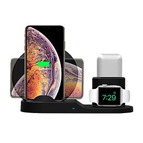 ieftine Mufă de încărcare-KawBrown Smartwatch Charger / Încărcător Casă / Încărcător Wireless Încărcător USB USB Încărcător Wireless Nu sunt acceptate 2 A DC 9V / DC 5V pentru