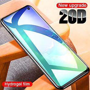 povoljno Zaštitne folije za Samsung-20d hidrogelični film s potpunim poklopcem za samsung galaxy s10 s9 s8 plus s10e note 8 9 nije staklo za zaštitni ekran za Samsung s10 s8 s9