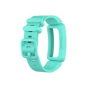 ieftine Accesorii Nintendo Switch-Uita-Band pentru Fitbit Ace 2 / Fitbit Inspire HR / Fitbit Inspire Fitbit Banderola Sport Silicon Curea de Încheietură