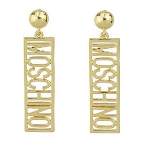 hesapli Küpeler-Kadın's Damla Küpeler Harf Romantik Zarif Küpeler Mücevher Altın Uyumluluk Parti Karnaval Cadde Çalışma 1 çift