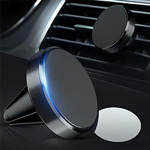 povoljno Zaštitne folije za Huawei-držač za auto nosač automobila magnetski magnetski držač od aluminija / abs