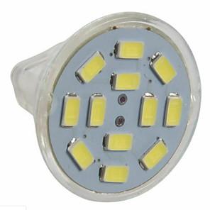 ieftine Spoturi LED-3 W Spoturi LED 250 lm GU4(MR11) MR11 12 LED-uri de margele SMD 5730 Alb Cald Alb Rece 12 V / 10 bc