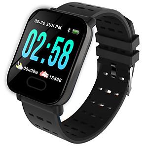 hesapli Akıllı Saatler-Litbest a6 akıllı izle bt spor izci desteği bildir / nabız spor bluetooth smartwatch uyumlu ios / android telefonlar