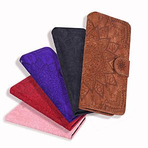 povoljno iPhone maske-etui za jabuke iphone xs xs max / flip / držač za kartice pune futrole za tijelo pune boje tvrda pu koža za iphone 5 se 5s 6 6 plus 6s 6s plus 7 7 plus 8 8 plus x xr