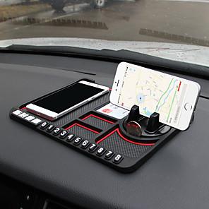 levne Organizátoři aut-multifunkční auto protiskluzová podložka protiskluzová telefon lepkavá protiskluzová palubní deska silikonová podložka pod auto palubní deska