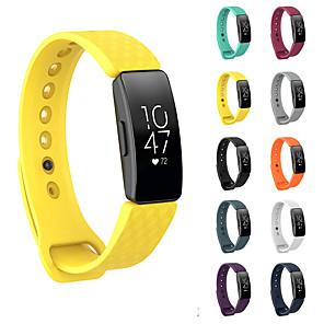 ieftine Accesorii Nintendo Switch-bandă de ceasuri pentru fitbit inspire hr / fitbit inspire fitbit sport band / clasic curea de încheietură din silicon cu cataramă