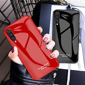 povoljno Maske/futrole za Xiaomi-Otporno kućište za telefon od kaljenog stakla za xiaomi mi 9 se mi 9 zaštitna futrola za xiaomi mi 8 lite mi 8 redmi 6a redmi note 7 silikonski rub tpu branika