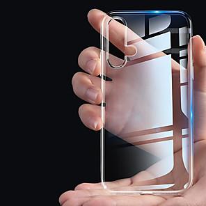 Недорогие Чехлы и кейсы для Huawei-ультратонкий чехол для huawei honor 20 pro прозрачный мягкий силиконовый тпу защитная задняя крышка для huawei honor 20 honor 9x honor 9x pro чехол для телефона