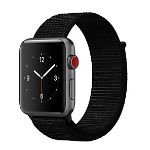 cheap Apple Watch Bands-Watch Band for Apple Watch Series 5/4/3/2/1 Apple Sport Band Nylon Wrist Strap