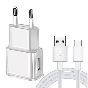 ieftine USB-uri-Usb adaptor încărcător rapid încărcare cablu tip c pentru samsung galaxy a3 / a5 / a7 2017 a8 2018 j3 j5 j7 2016 a40 a50 a70 umidigi a5 pro