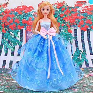 ieftine Haine Păpușă Barbie-Rochie de papusa Petrecere / Seară Pentru Barbie organza Paietă Rochie Pentru Fata lui păpușă de jucărie