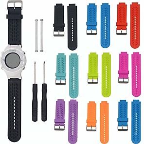 ieftine Accesorii Ceasuri-bandă smartwatch pentru abordare s2 / approach s4 garmin bandă sport silicon moda curea de încheietura moale