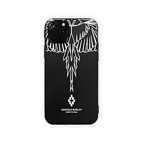 ราคาถูก เคสสำหรับ iPhone-Case สำหรับ Apple iPhone 11 / iPhone 11 Pro / iPhone 11 Pro Max Ultra-thin / Pattern ปกหลัง ขนนก TPU