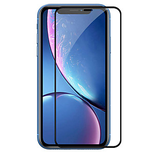 Недорогие Защитные пленки для iPhone XR-Asling Apple Защитная пленка для экрана iphone XS / X / Iphone XR / Iphone XS Макс 9h твердость всего экрана протектор экрана 1 шт. закаленное стекло