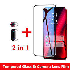 povoljno Maske/futrole za Xiaomi-stakleni zaštitni zaslon i zaštitni film za leće za xiaomi mi 9t / 9t pro / redmi k20 / k20 pro