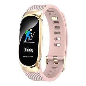 hesapli Akıllı Saatler-Qw16 akıllı bileklik bt spor izci desteği bildirmek / nabız su geçirmez spor smartwatch uyumlu ios / android telefonlar